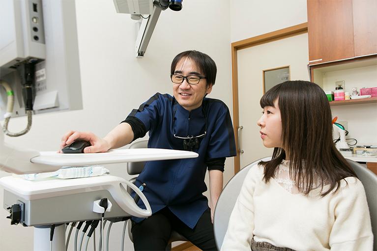 虫歯になるとどうなるか。痛み・症状はどんなものか